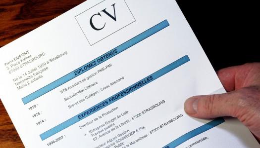 Comment rédiger un CV professionnel