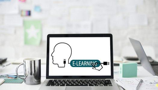 Apprendre une langue en E-learning pour ajouter une étoile à son CV